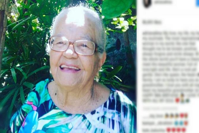 Ova baka ima 98 godina, a poruka njene slavne unuke koju obožavamo, raznežila je pola planete