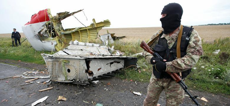 Katastrofa lotu MH17. Śledczy: rakieta została wystrzelona z terytorium kontrolowanego przez separatystów