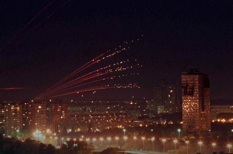 NATO bombardovanje 1999.