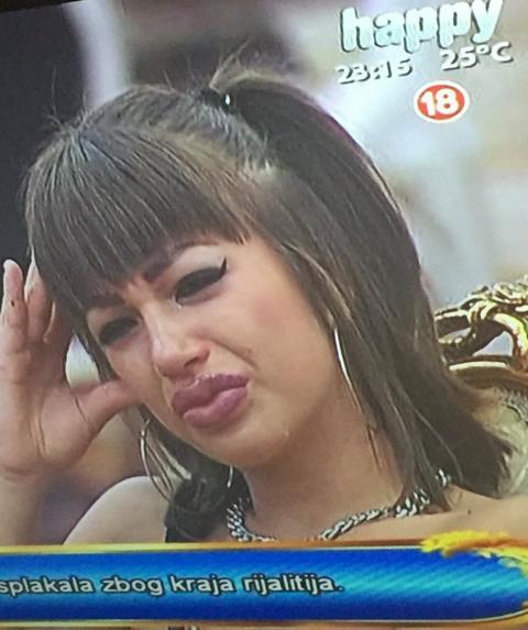 Nišlijka UTUČENA kao nikad: Kada je saznala ovu VEST Miljana je plakala kao kiša (VIDEO)