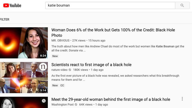 The Woman Behind the Image of the Black Hole