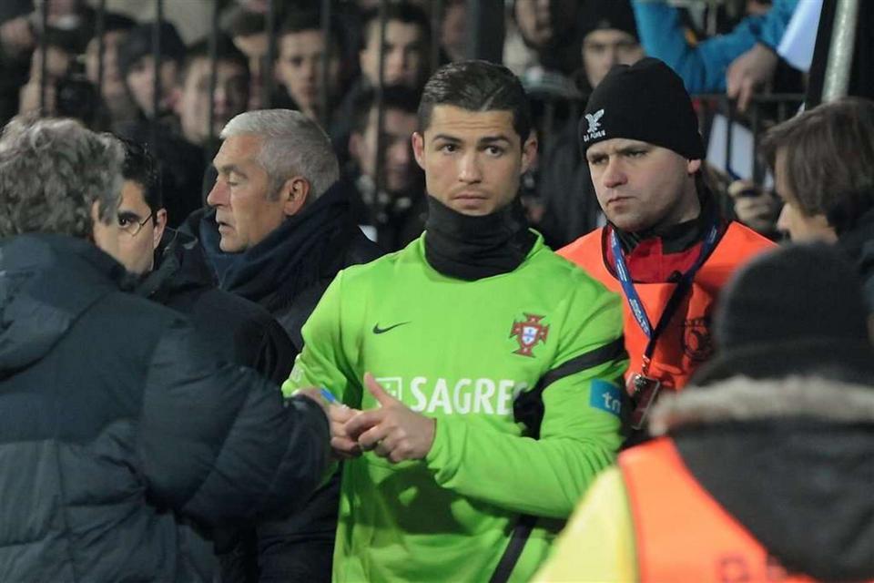 Cristiano Ronaldo W Polsce