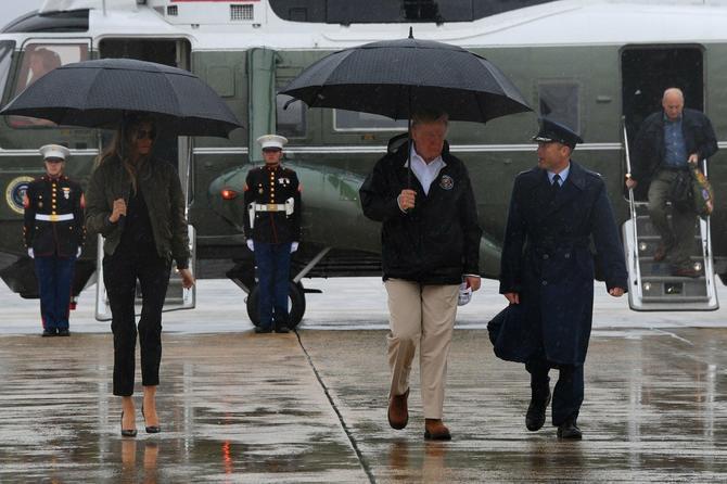 Predsednik i prva dama izvršavaju svoju dužnost