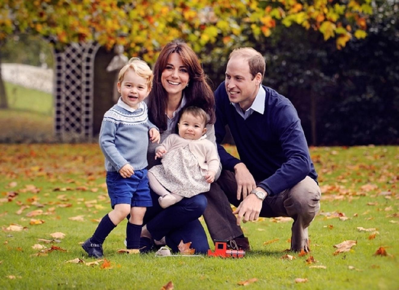 Vojvotkinja stvara sjajne porodične uspomene