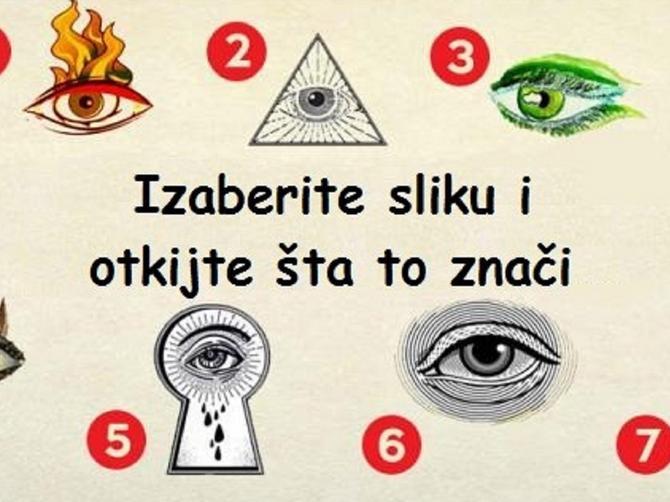 Izaberite omiljeni simbol: Iza njega se krije izuzetno važna istina o vašoj LIČNOSTI