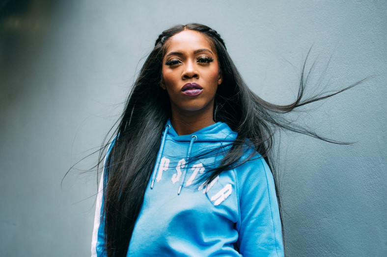 Tiwa Savage says her new contract is like a reinforcement that she's ready for the global market. [Instagram/Tiwa Savage]