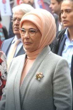 Prva dama Turske, Emina Erdogan