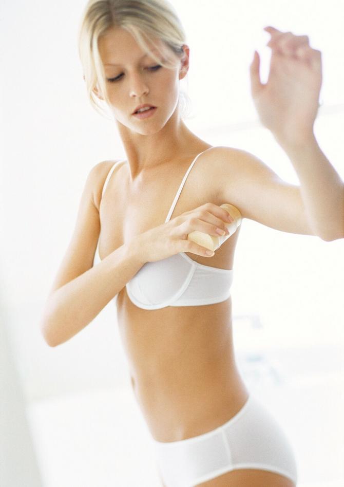Postoji par pravila koja treba ispoštovati kada nanosite dezodorans