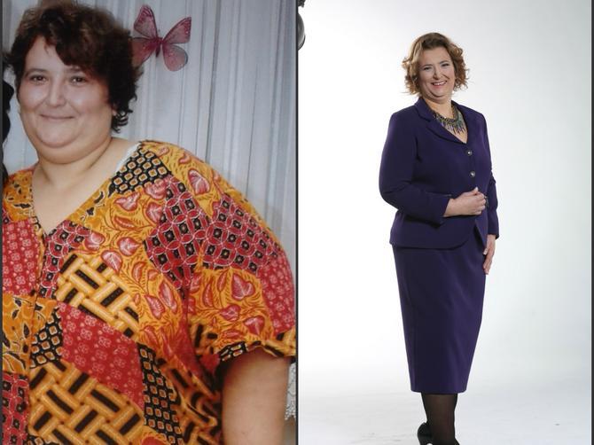 Katarina je imala 156 kilograma: Uz pomoć hrono ishrane smršala je fantastičnih 70 KILOGRAMA!