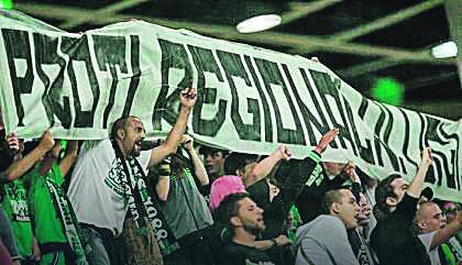 """Protiv regionalne lige"": Pristalice Olimpije"