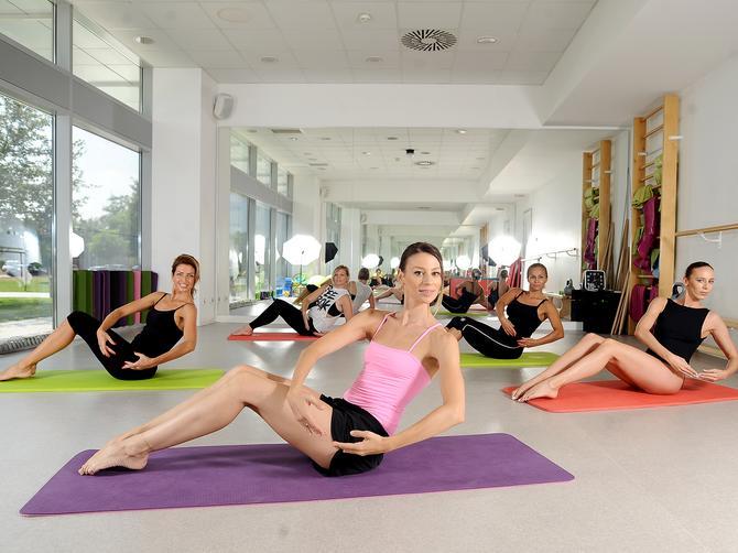 Zategnite se i smršajte uz kardio-balet: Katarina spremila vežbe koje će žene u Srbiji OBOŽAVATI!