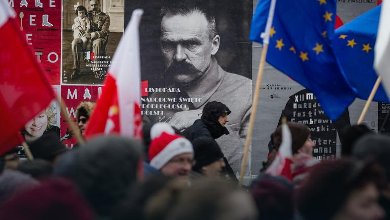 POLAND-POLITICS-OPOSITION-PROTEST
