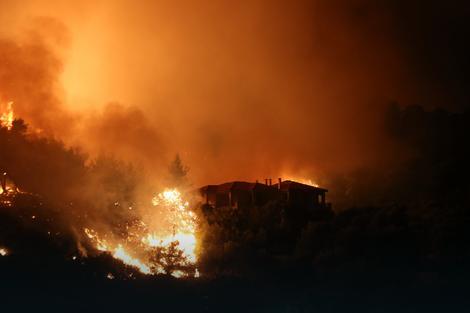 Požar kod Atine