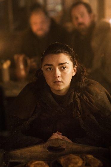 Maisie Williams als Arya Stark