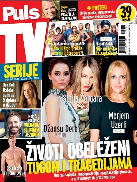 U novom broju Puls TV serija: Sve o Berguzar Korel i Džansu Dere!