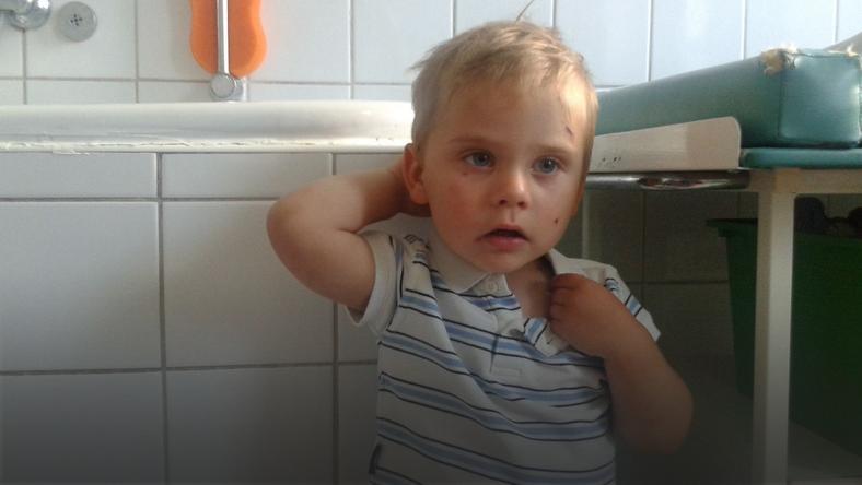 Chłopiec odnaleziony w centrum Grudziądza