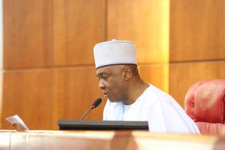 Saraki says Melaye is being victimized because he belongs to the opposition PDP