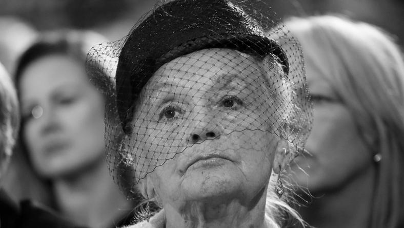 Zmarła Barbara Jaruzelska, żona Wojciecha Jaruzelskiego