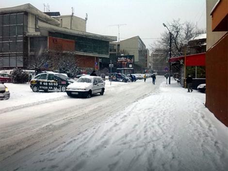 Vranje, centar grada