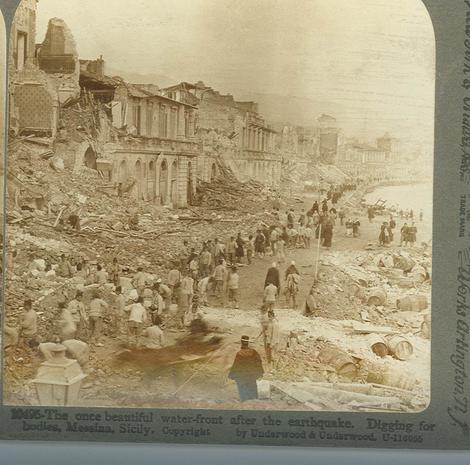 Zemljotres u Mesini 1908. godine