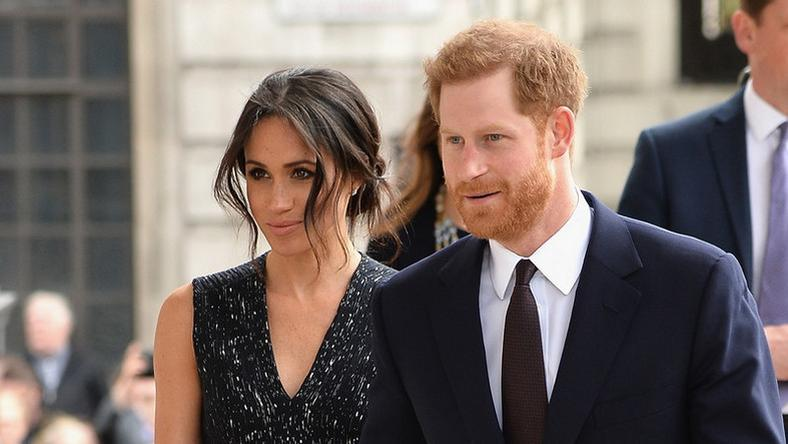 Meghan Markle és Harry herceg /Fotó: Getty Images