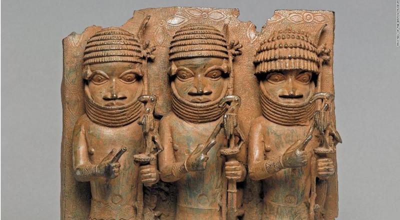 Germany is considering returning some artefacts stolen from Nigeria during the colonial era