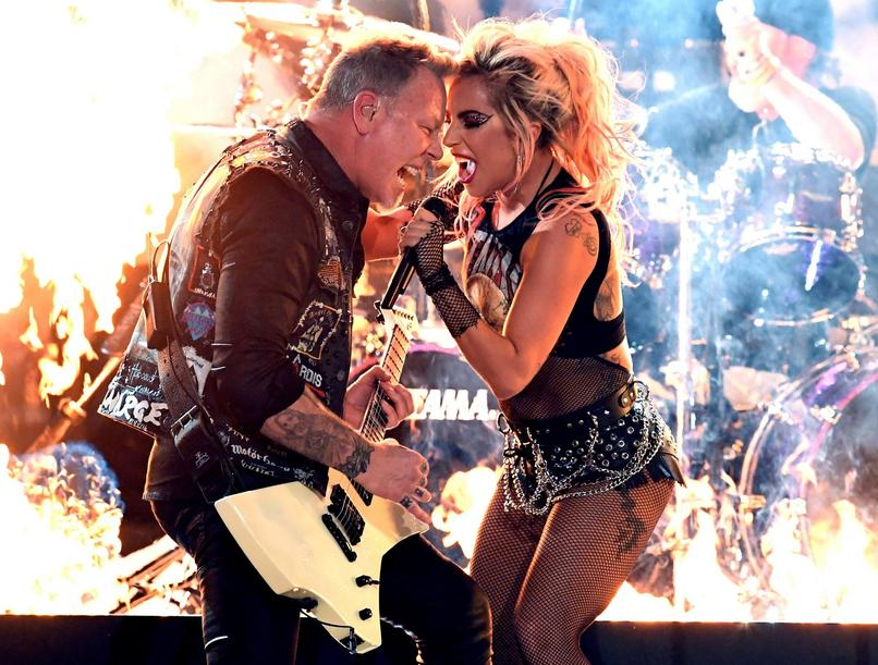 Metallica i Lady Gaga