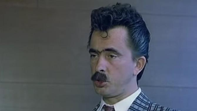 Milan Gutović kao Srećko Šojić u