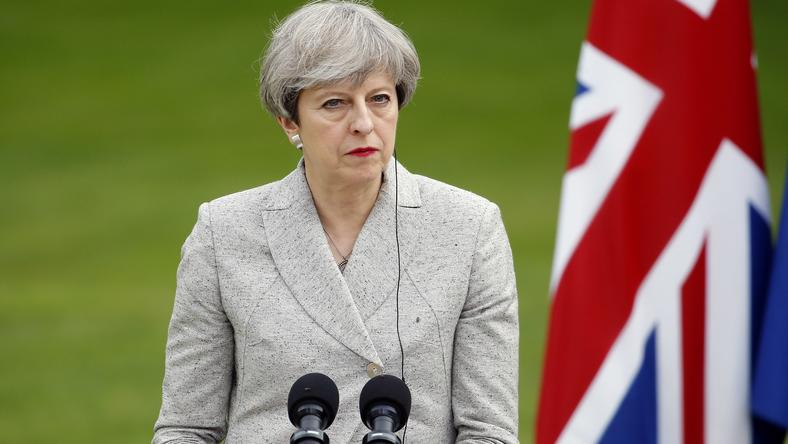 Theresa May /Fotó: Getty Images