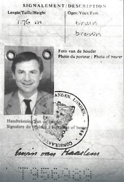 Ervinov pasoš