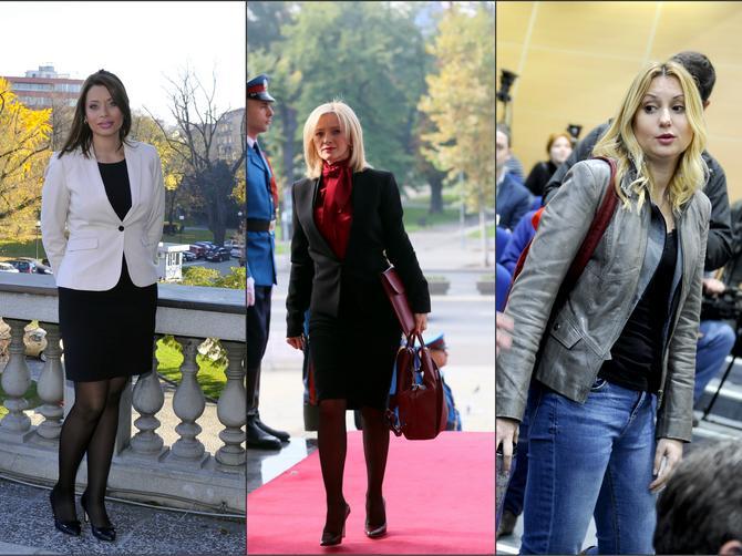 Kako se oblače naše političarke: Stil, ogledalo stranke