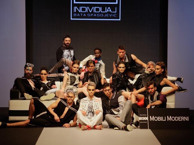 Bata Spasojević priredio spektakl za kraj 30. Fashion Selection ENTERtainmenta