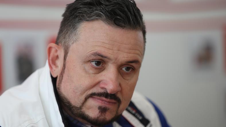 Galambos Lajos / fotó: Blikk, Isza Ferenc