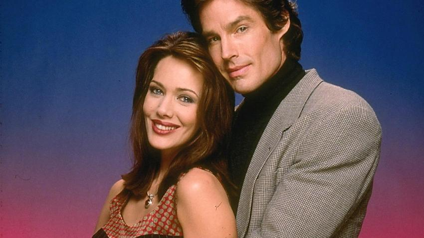 Hunter Tylo i Ronn Moss