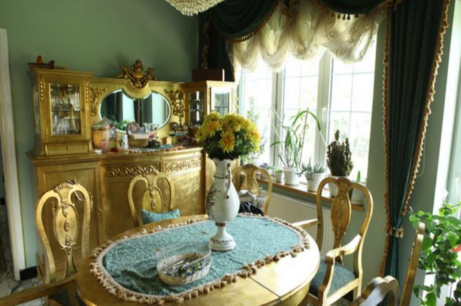 Barok, zlato i Luj XVI: Ovako izgleda raskoš na Božinovskin način!