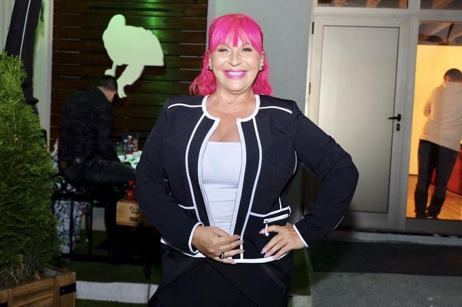 Kosa kao njen zaštitni znak: Zorica Brunclik
