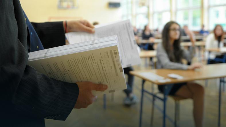 Egzamin gimnazjalny 2017: uczniowie zaczynają od testów humanistycznych