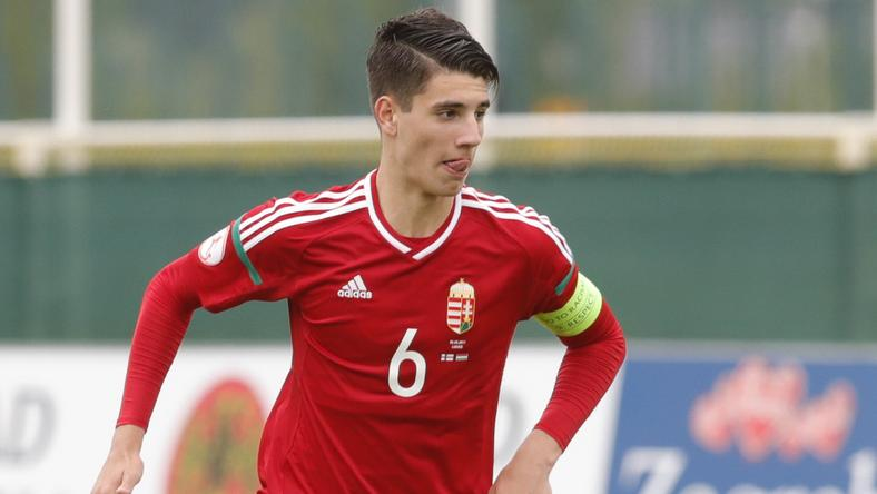 Szoboszlai Dominik a legtehetségesebb fiatal labdarúgók ...
