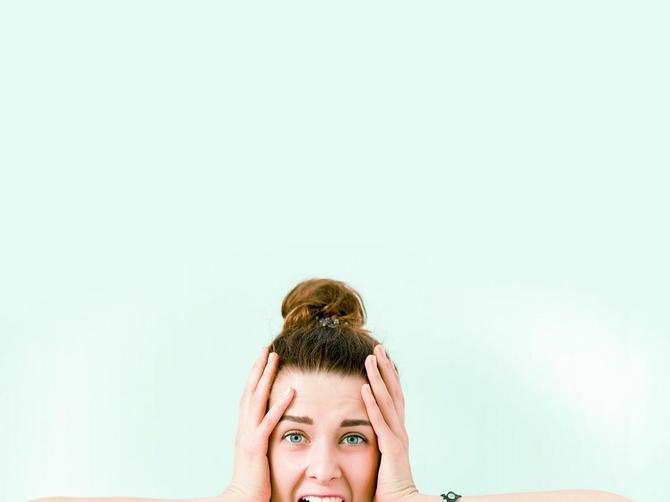 Kada lupa srce, preznojavate se i vrti vam se u glavi, papirna kesa može da vam bude najbolji drug!