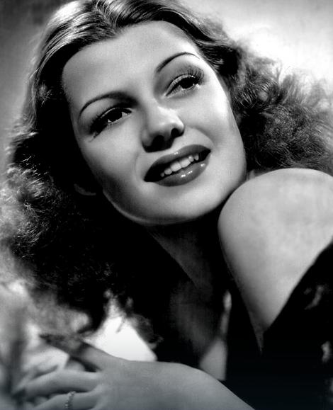 Rita Hejvort, 1940.