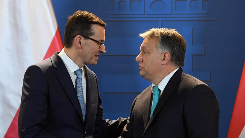 Berør Orbana ord om Polen.  Han traff det følsomme punktet!