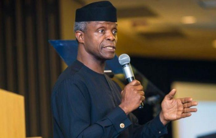 The Vice President of Nigeria, Prof. Yemi Osinbajo used to be a university lecturer.