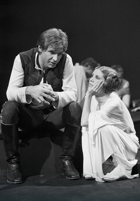 Harison Ford kao Han Solo u Ratovima zvezda