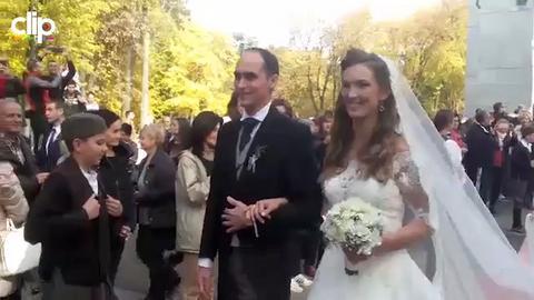 Nezvani gosti na venčanju Krađorđevića!
