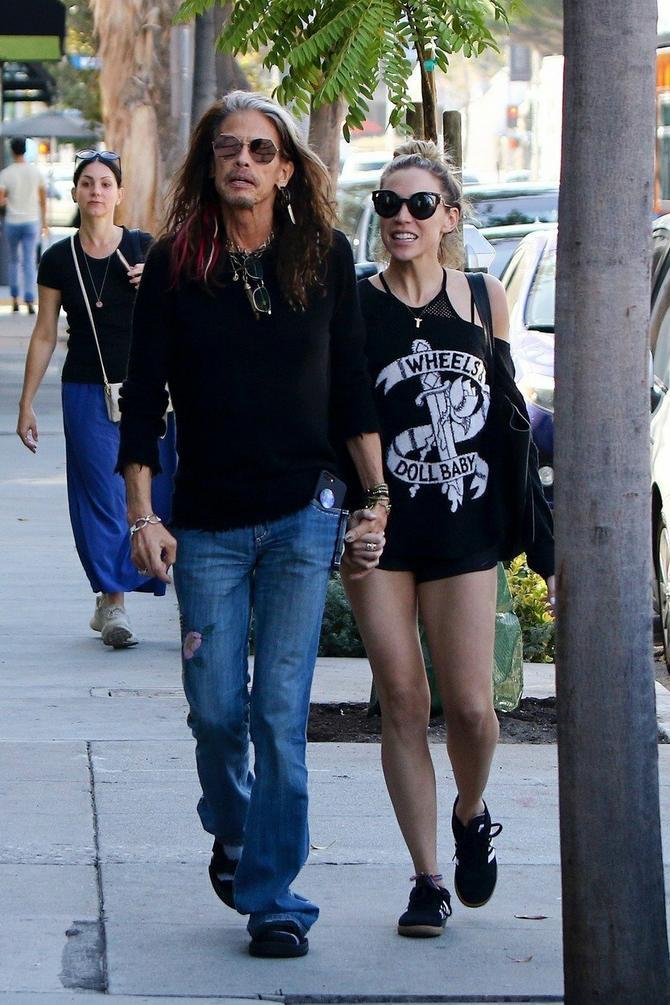 Par o kojem se priča u Holivudu