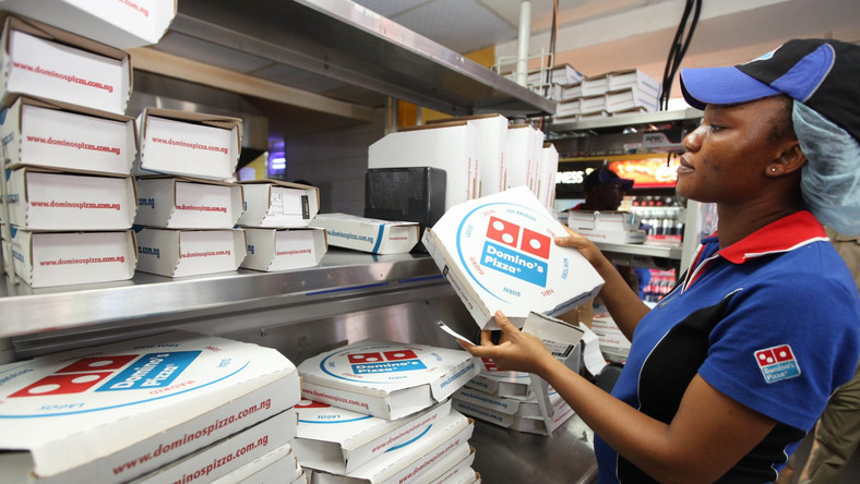 Domino's Warns Sales Growth May Slow class=