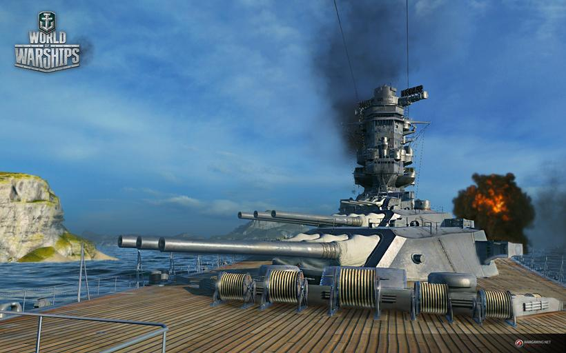gameplanet World of Warships