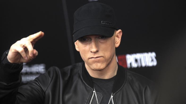 Keményen beszólt az elnöknek – Eminem rappelve alázta meg Donald Trumpot – videó