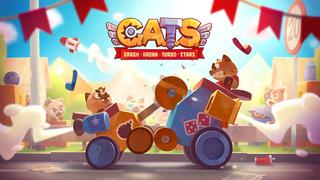 CATS:Crash Arena Turbo Stars najlepszą grą 2017 roku na Google Play