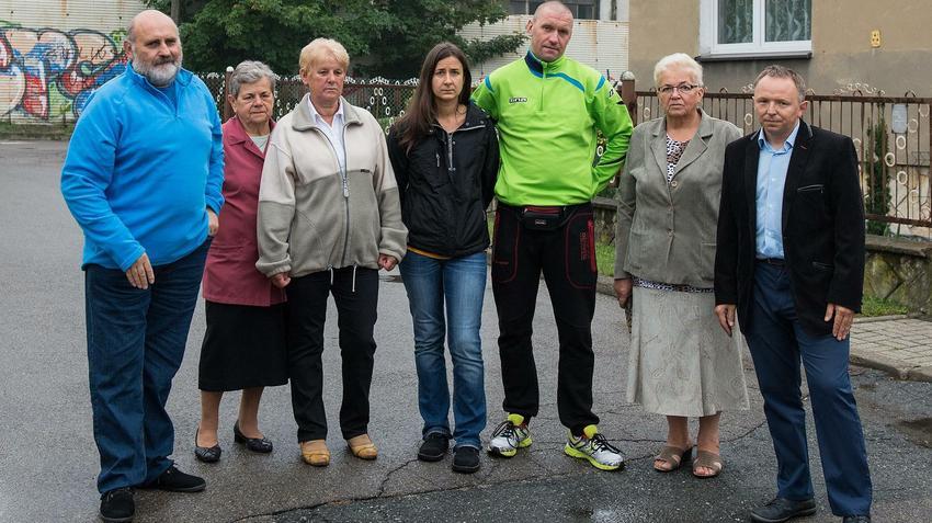 Mieszkańcy Łazisk Górnych maja dosyć hałasu
